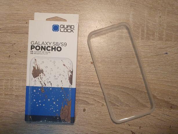 Poncho do telefonu Samsung Galaxy S8 lub S9 Quad Lock (QLC-PON-GS9)