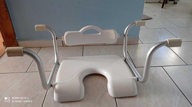 Krzesło do kąpiel dla niepełnosprawnych