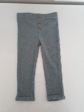 Spodnie leginsy reserved 86