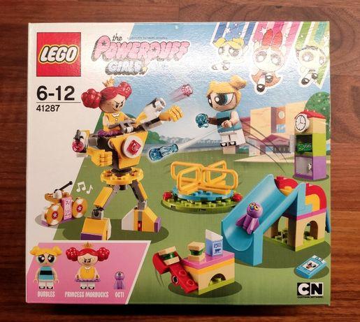 LEGO Atomówki Powerpuff 41287 Bubbles Playground Showdown NOWY