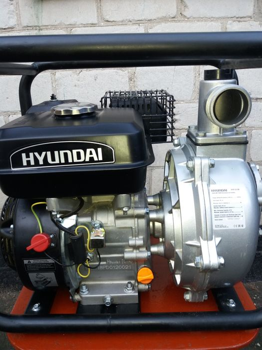 Мотопомпа  Hyundai HYH 53-80. Павлоград - изображение 1