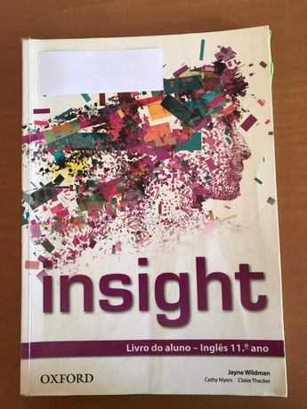 Inglês 11º Ano - Insight