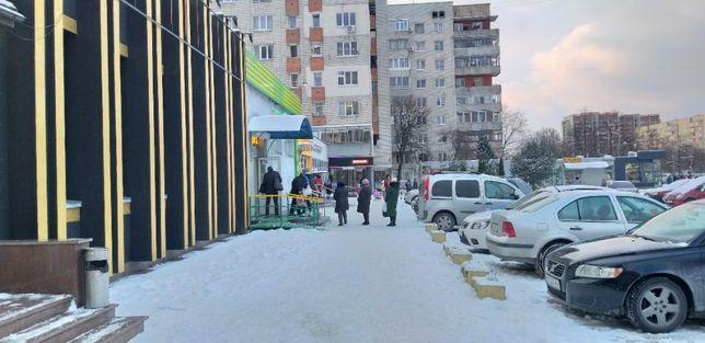 Оренда комерційного приміщення 170 м.кв. вул. Наукова, 51