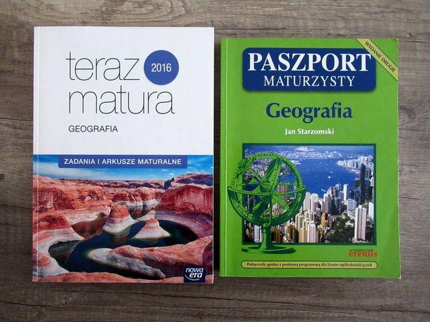 Teraz matura Geografia plus gratis paszport maturzysty
