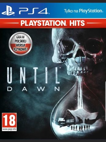 Until Dawn PS4 PL