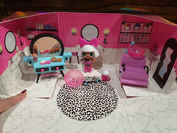 Lalka LOL - zestaw Beauty Salon - stan idealny