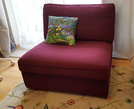 Ikea Kivik fotel segment sofy