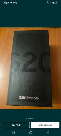 Samsung s20 ultra 5g fatura e garantia  worten