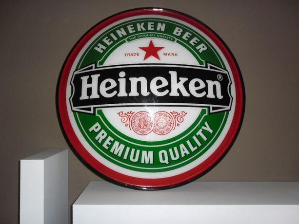 Publicitário Cerveja Heineken