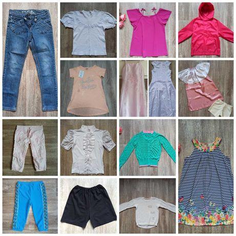 Одежда для девочки на рост 134-140 см. Распродажа маленького...