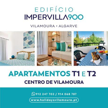 Alojamento de Férias - Centro de Vilamoura T2 e T1