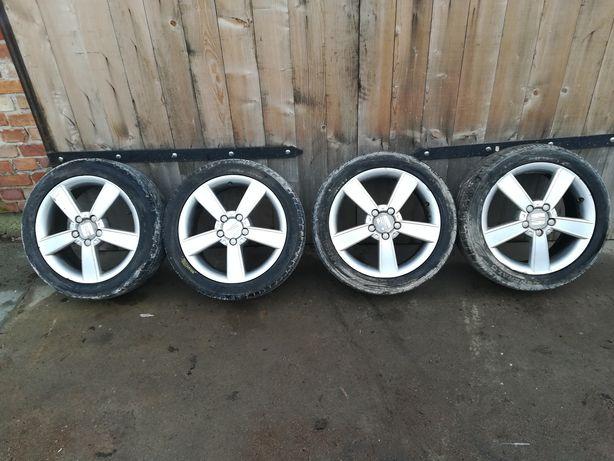Felgi aluminiowe seat Leon 17 cali et 54