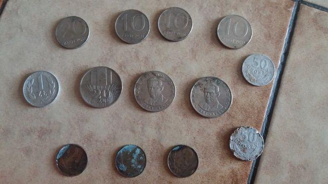 Stare monety dla kolekcjonerów