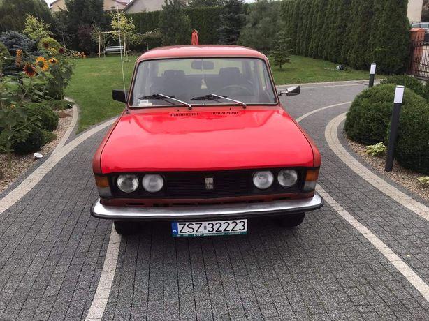 Fiat 125p - rok 1981 SPRAWNY
