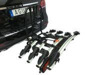 Platforma Row. Hak na 4 rowery Active Bike Silver - AGURI Bagażnik