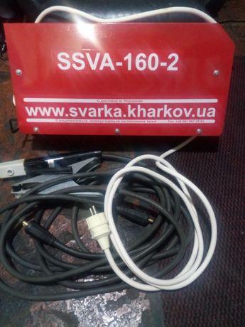 Сварка ssva - 160 - 2