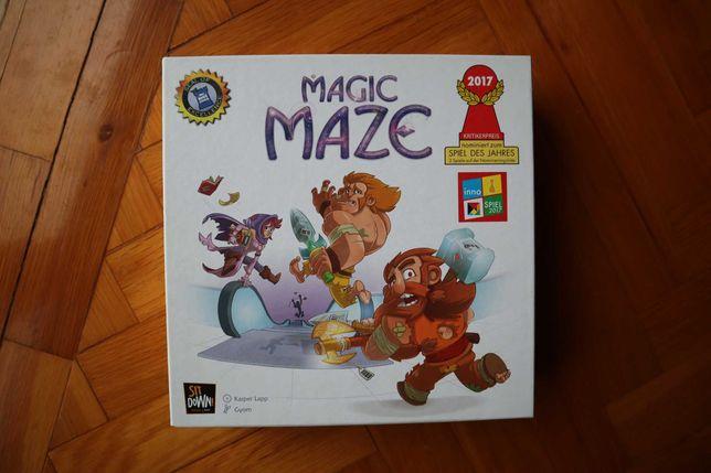 Jogo de Tabuleiro : Magic Maze
