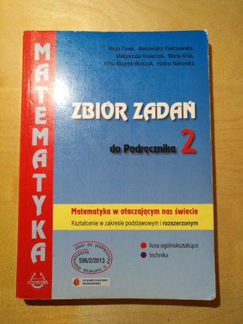 Matematyka Zbiór Zadań 2 zakres podstawowy i rozszerzony