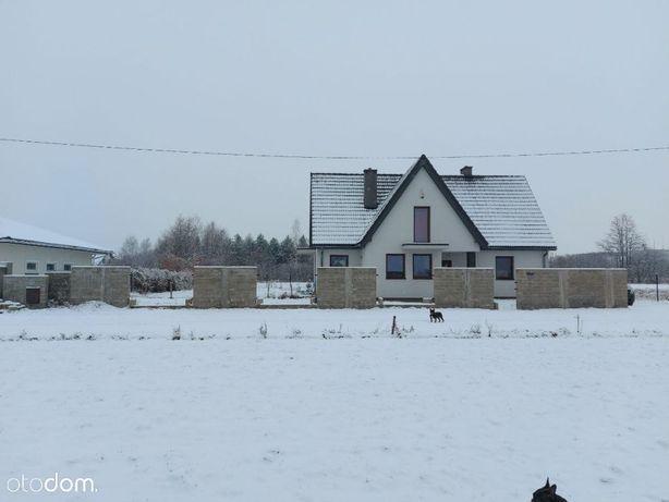 Dom wolnostojący 170m2 w Starych Faszczycach