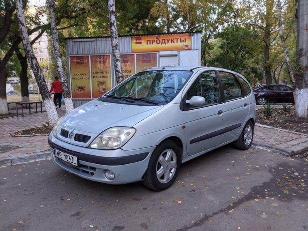 Продам Renault Scenic Рено Сценик под льготную растаможку