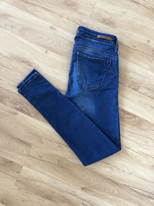 spodnie pull&bear jeans jeansy rozmiar s 36 Warszawa - image 1