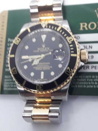 Мужские часы Rolex Submariner - оригинал.