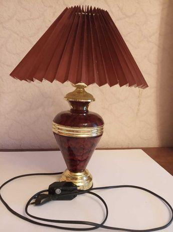 Лампа настольная, светильник, ночник