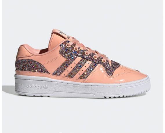 Adidas Originals Rivalry Low Chic Sparkle EUR 36 2/3 CM 22,5
