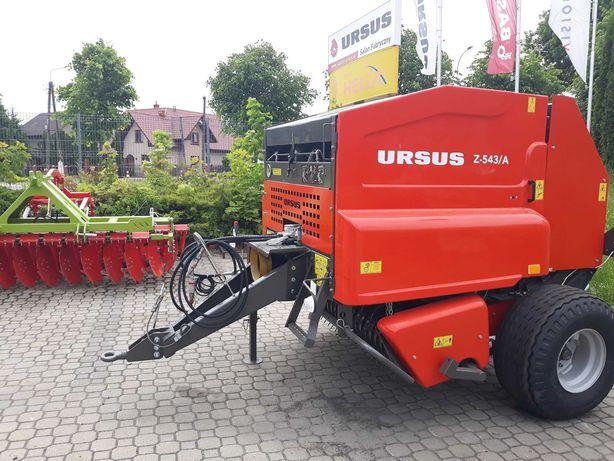 Prasa zwijająca URSUS Z- 543/A fabrycznie nowa 2021
