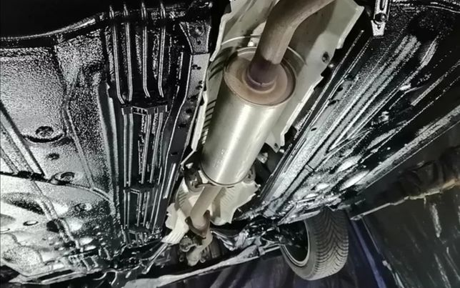 Konserwacja podwozia /Drobne naprawy samochodowe