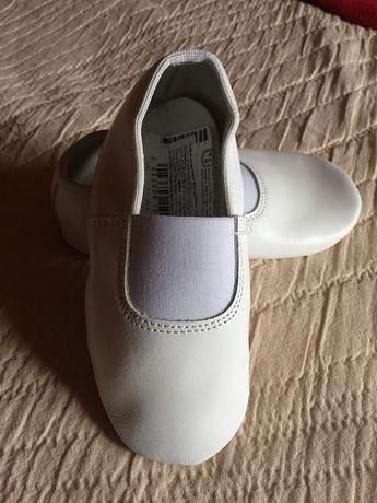 Чешки белые новые