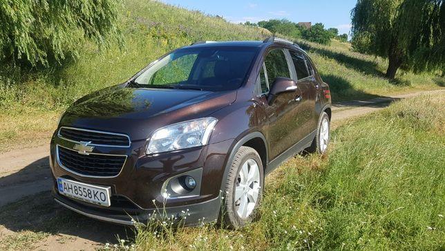 Chevrolet Tracker ( LTZ )
