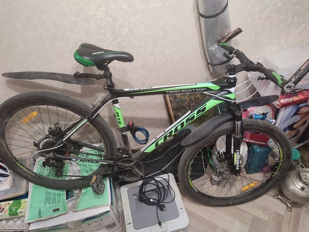 Горный Велосипед ,отличное состояние,колеса 27.5 D