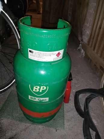 Butla gazowa 11 kg, na Propan-Butan do napełnienia.