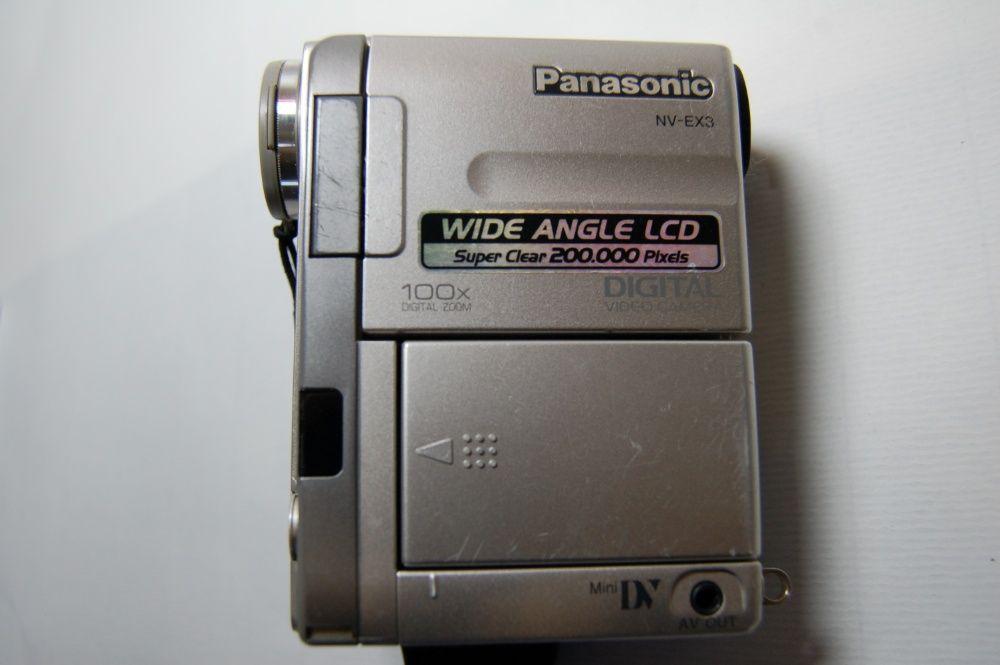 Camara Video Digital Panasonic NV-EX3 Almada - imagem 1