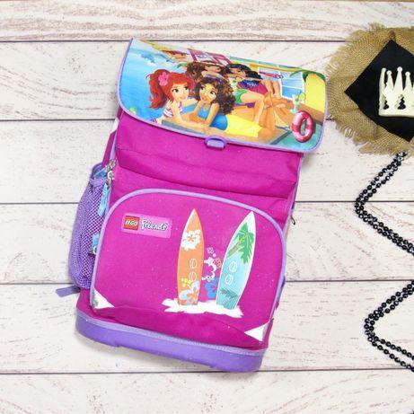 Lego Friends школьный рюкзак для девочки