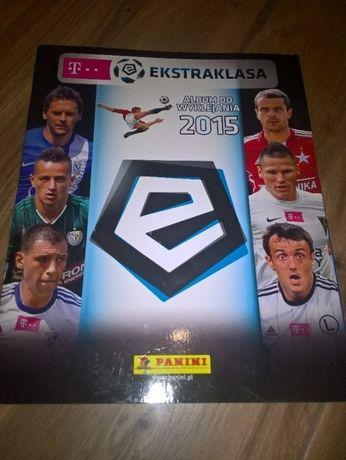 Album Panini Ekstraklasa 2015 + plakat