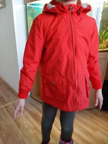 H&M kurtka przeciwdeszczowa 122