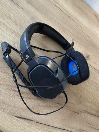 Sluchawki Gammingowe Sony PlayStation z mikrofonem