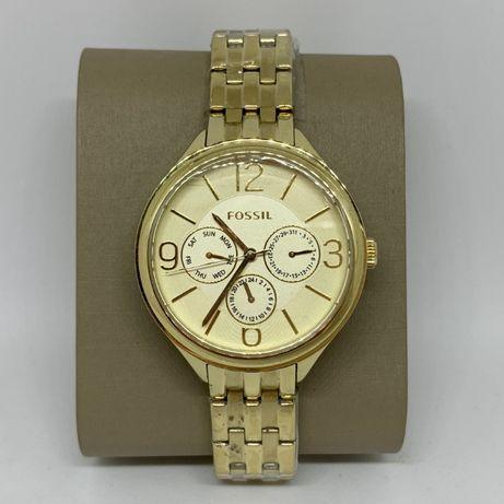 !!!NOWY!!! Zegarek FOSSIL BQ3128 złoty