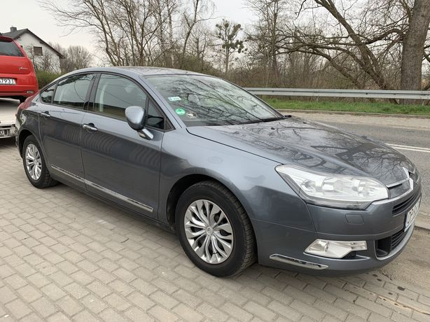 Citroen C5 2.0 HDI sedan 2011/12 Zamiana