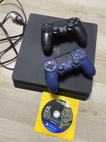 SONY PlayStation 4 1ТВ Black