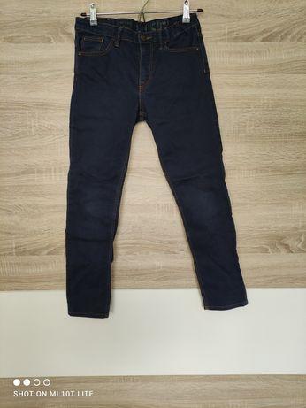 Spodnie dżinsowe H&M 152