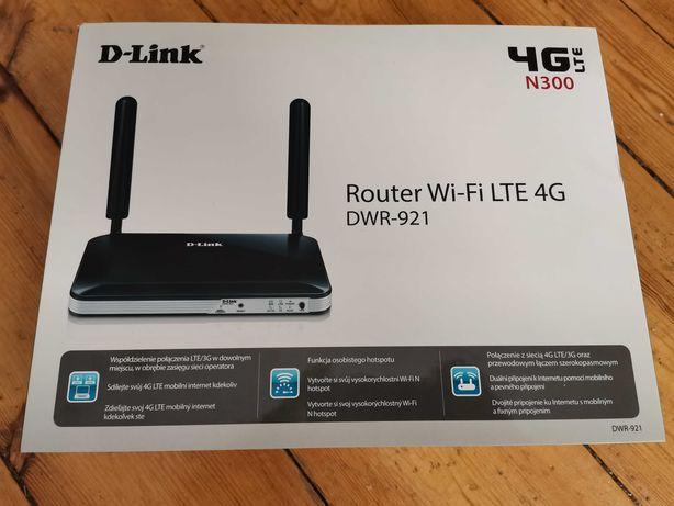 D-link DWR-921 -3G/4G/LTE