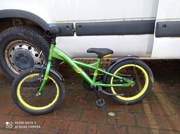 Rower dziecięcy koła 18 cali