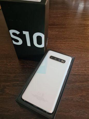 Samsung galaxy s10 rok gwarancji prisme white