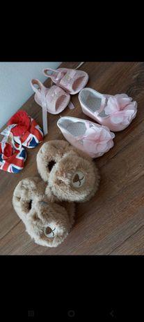 Kapcie buciki dla dziecka