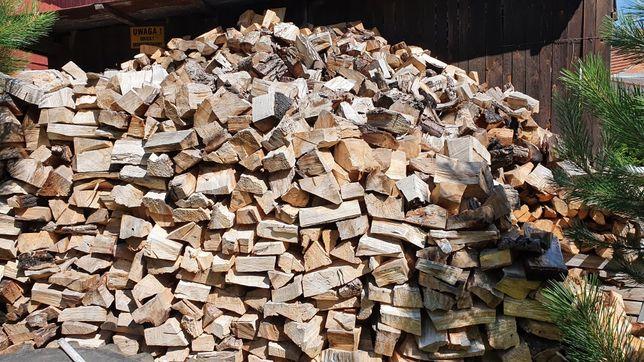 Drewno opałowe sprzedam