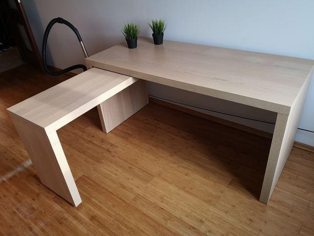 Duze wygodne modulowe biurko jak nowe