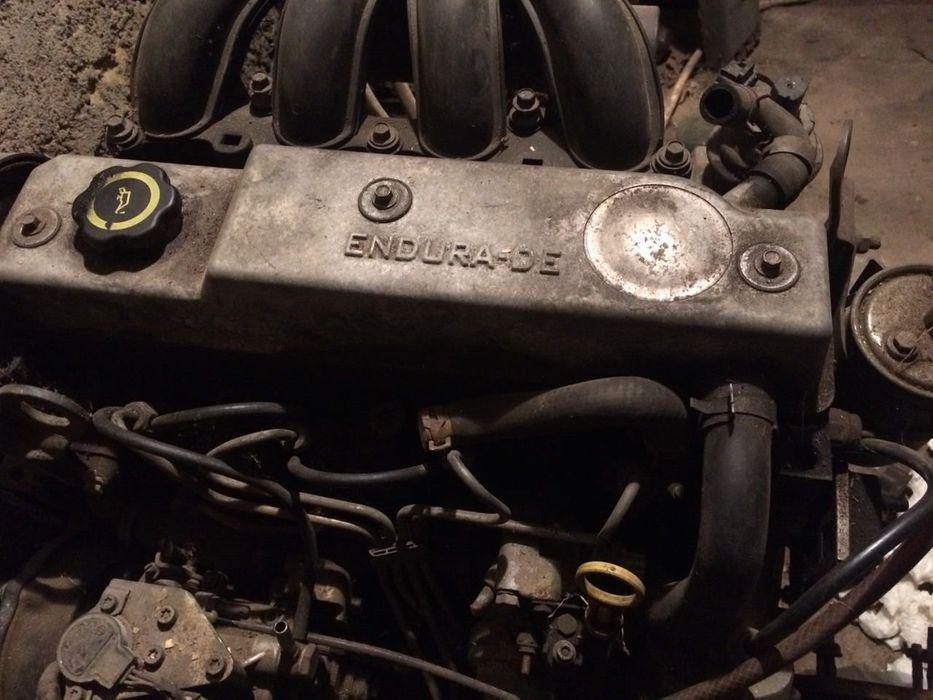 Мотор дизельний 1.8 Форд Любешов - изображение 1